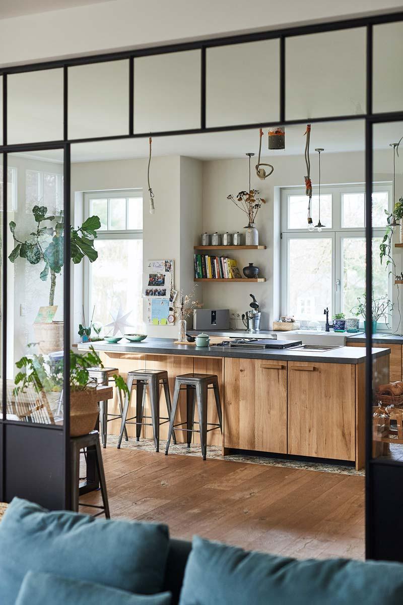 eiken ikea keuken hack betonnen werkblad