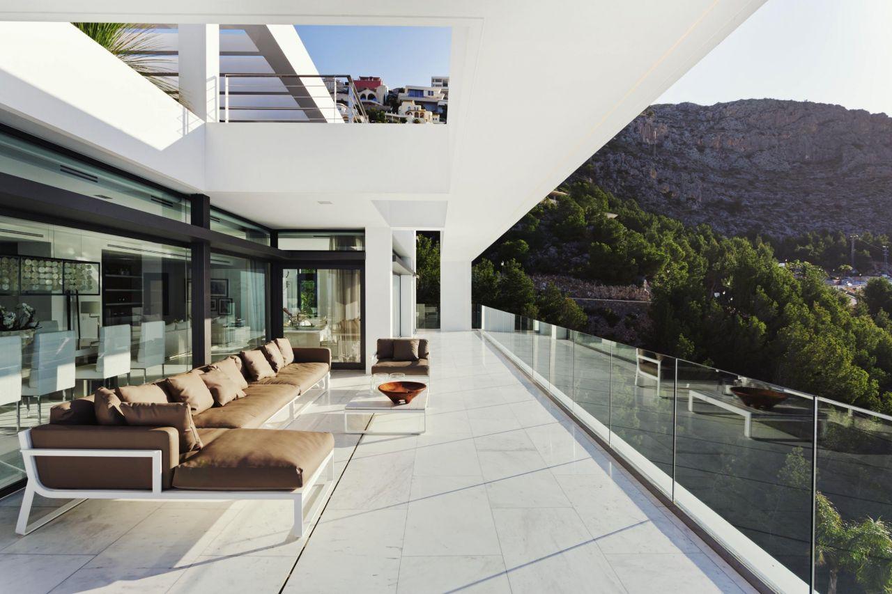 eric kuster award cliff house spanje luxe terras