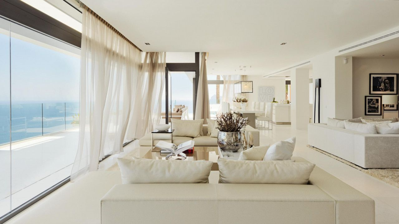 eric kuster award cliff house spanje luxe wit interieur