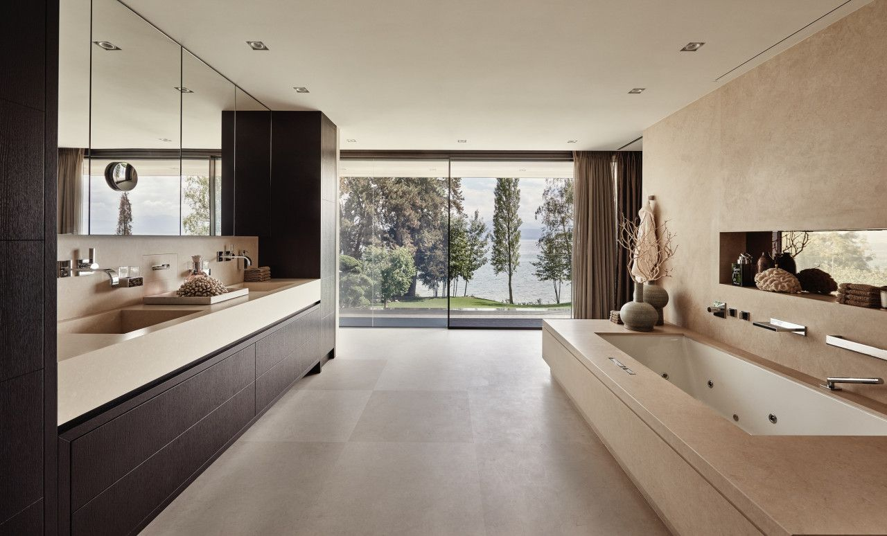 eric kuster award lakeside villa luxe badkamer