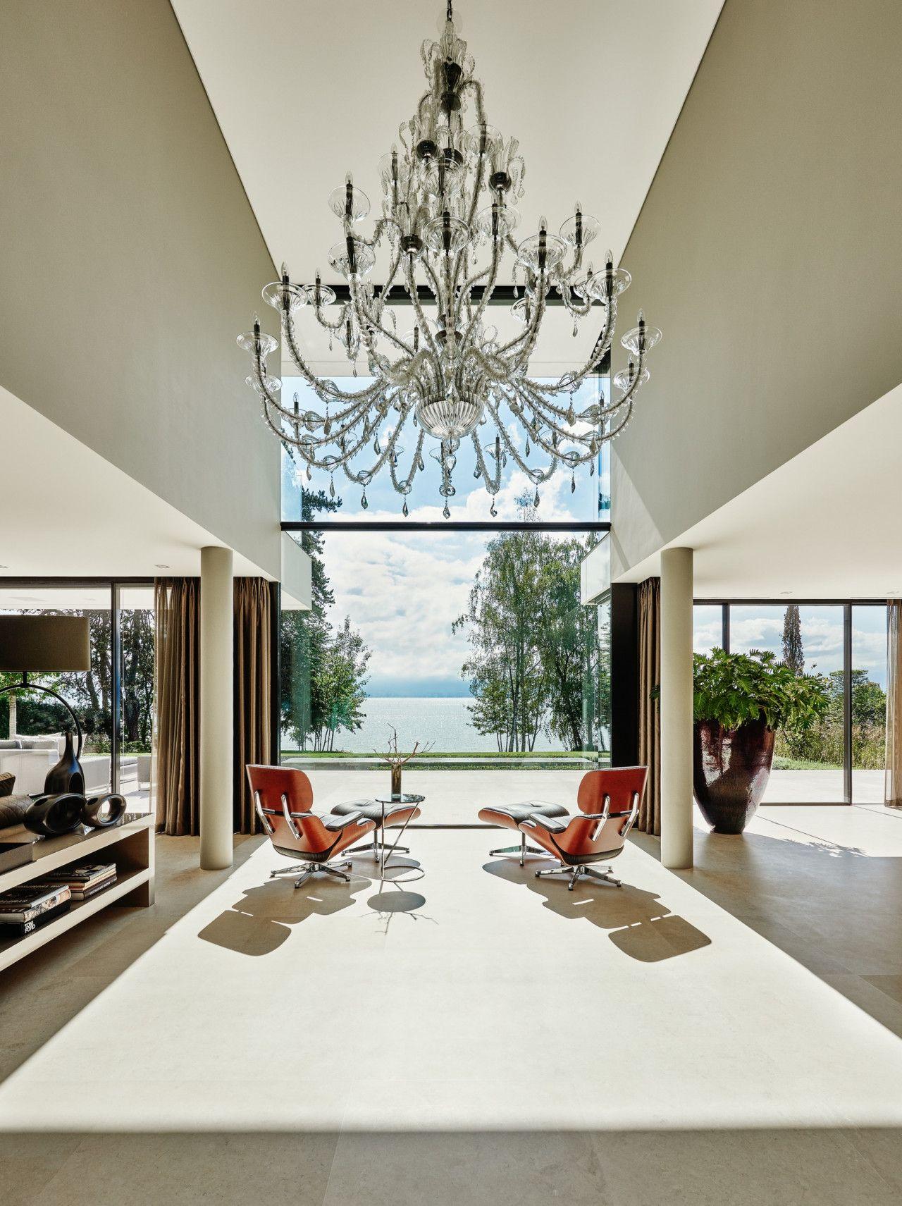eric kuster award lakeside villa luxe interieur