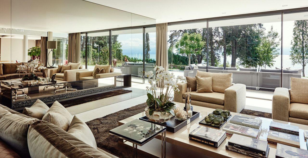 eric kuster stijl luxe woonkamer villa