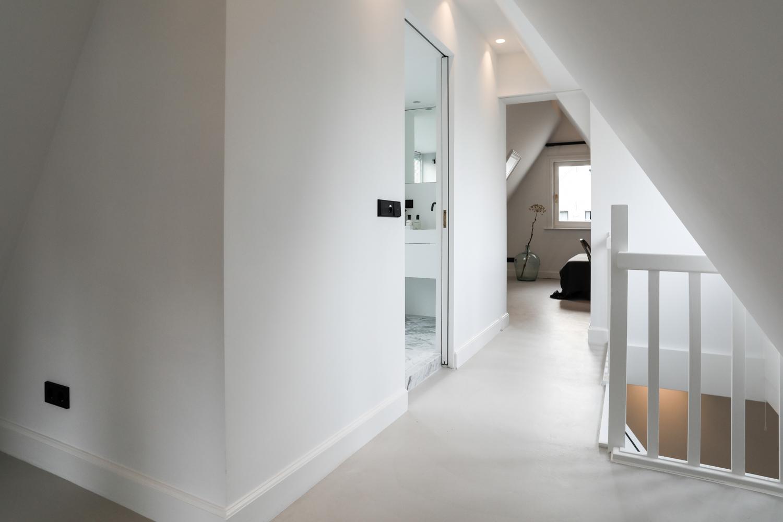 Exclusieve badkamer in een luxe turnkey penthouse appartement