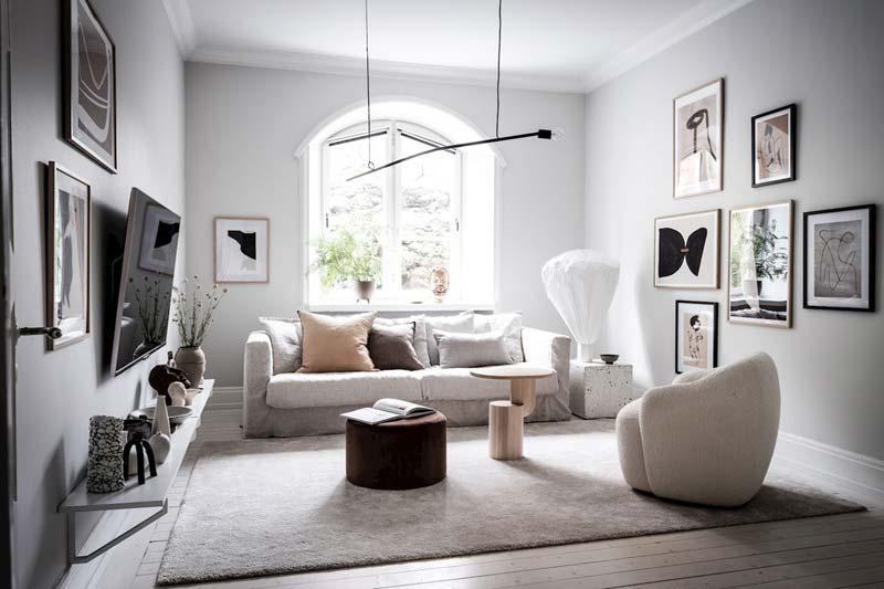 extra zitplek woonkamer fauteuil