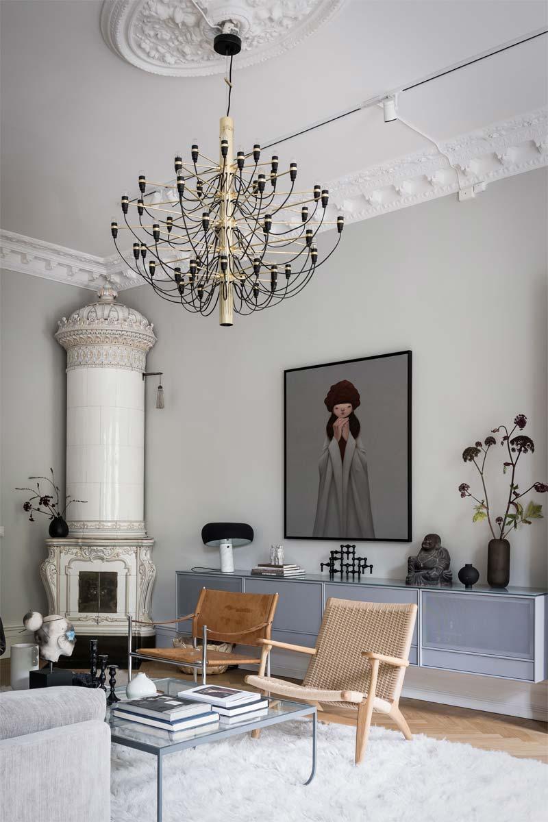 extra zitplek woonkamer lounge stoel