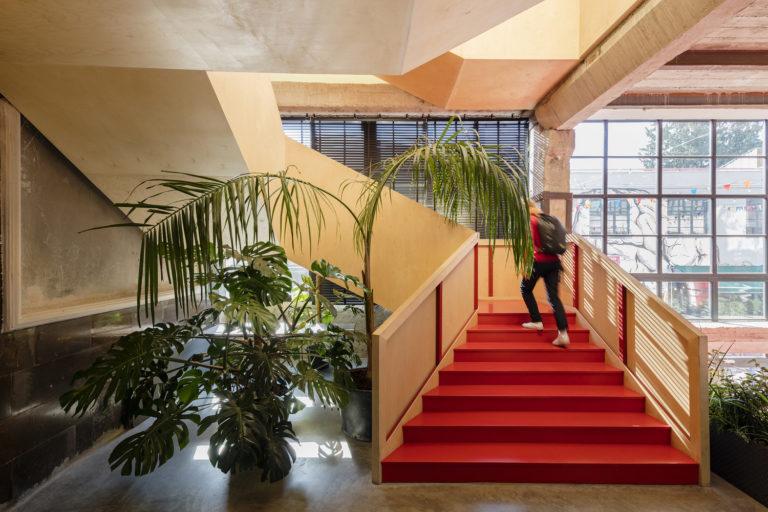 Fabrika - een multifunctionele plek voor creatieve artiesten