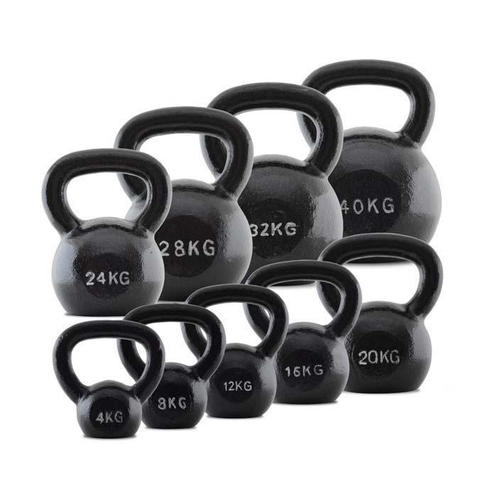 fitness spullen voor thuis kettlebell