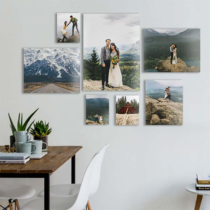 foto afdrukken op plexiglas