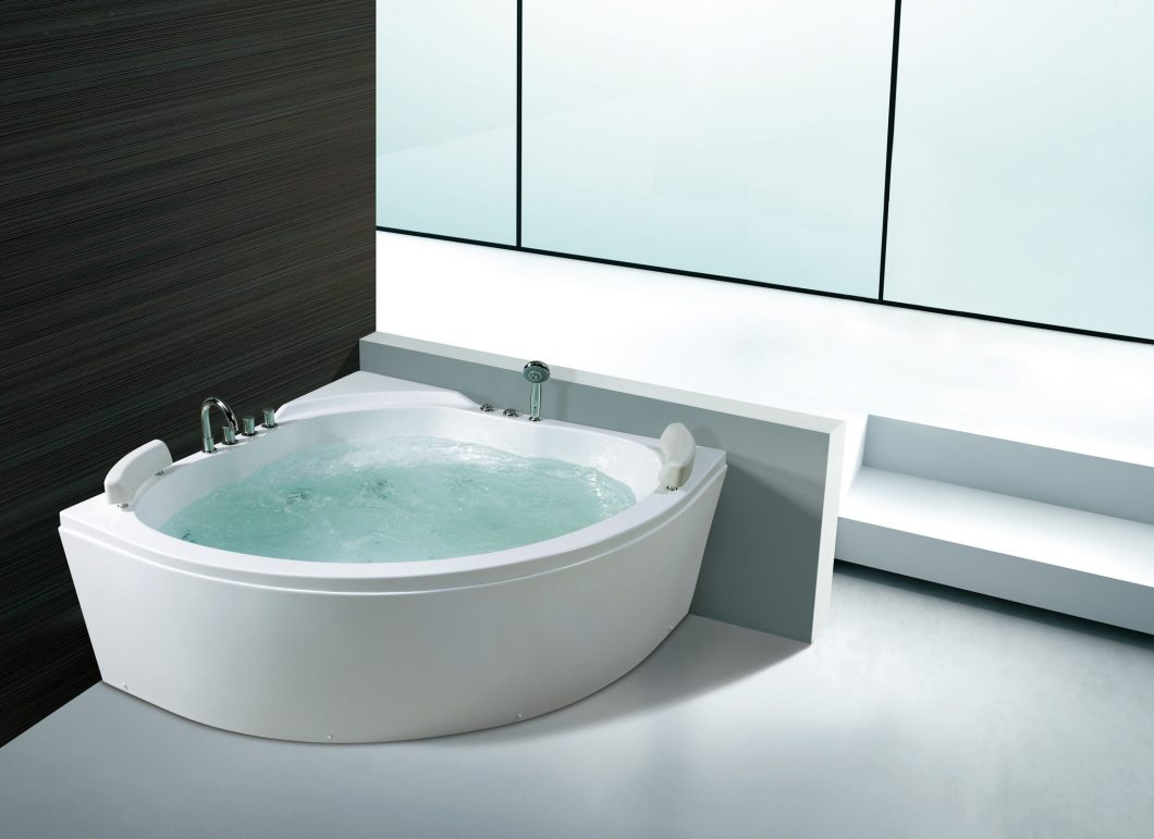 Geef je badkamer het ultieme spa gevoel met een whirlpool bad
