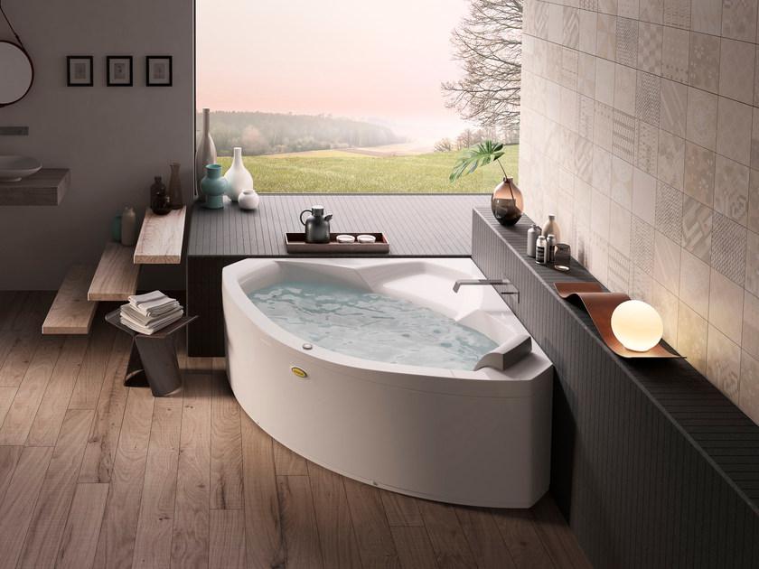 Whirlpool Bad Vrijstaand : Geef je badkamer het ultieme spa gevoel met een whirlpool bad