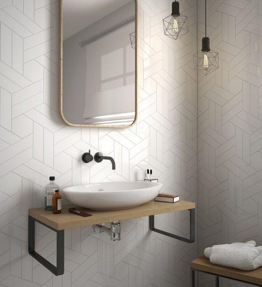 Geometrische tegels inspiratie