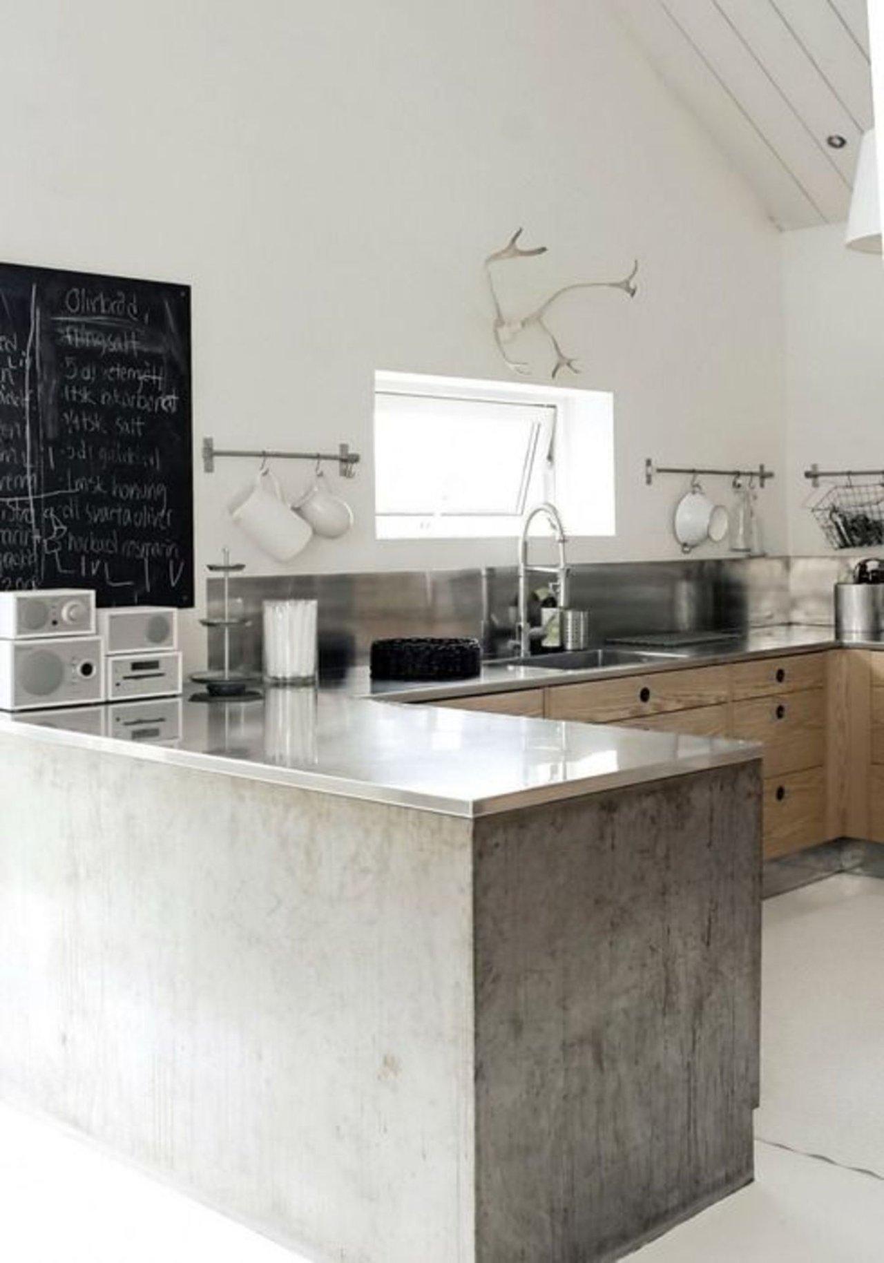gewei-in-keuken