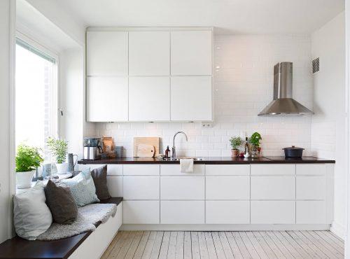 Gezellige compacte keuken