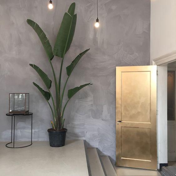 Gouden deur