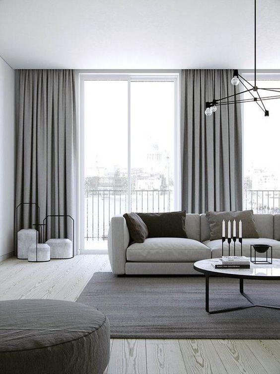 grijs in interieur