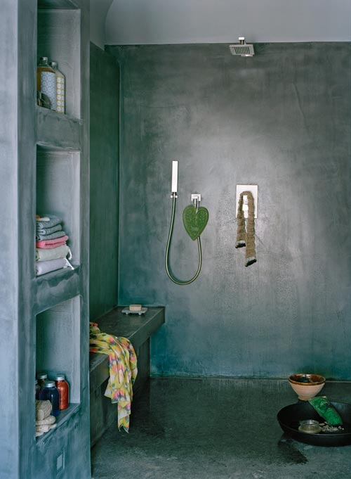 Hammam badkamer tadelakt