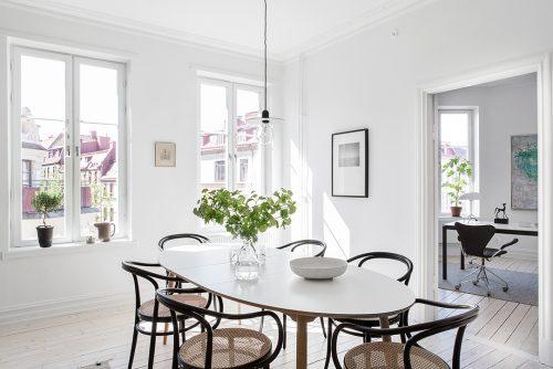Heerlijk Scandinavisch wonen in dit hoekappartement van 108m2