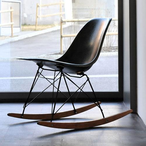 Herman Miller Eames schommelstoel