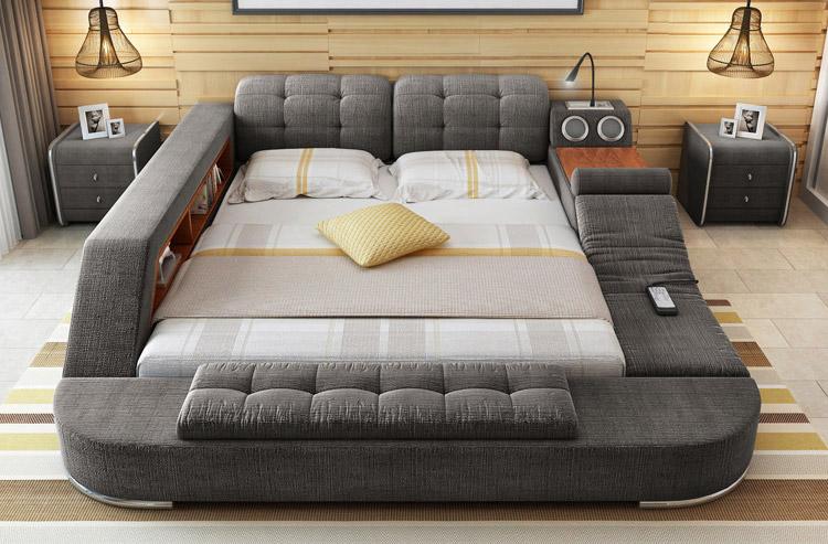 Het ultieme bed!