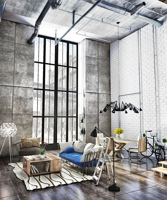 Hoge plafonds