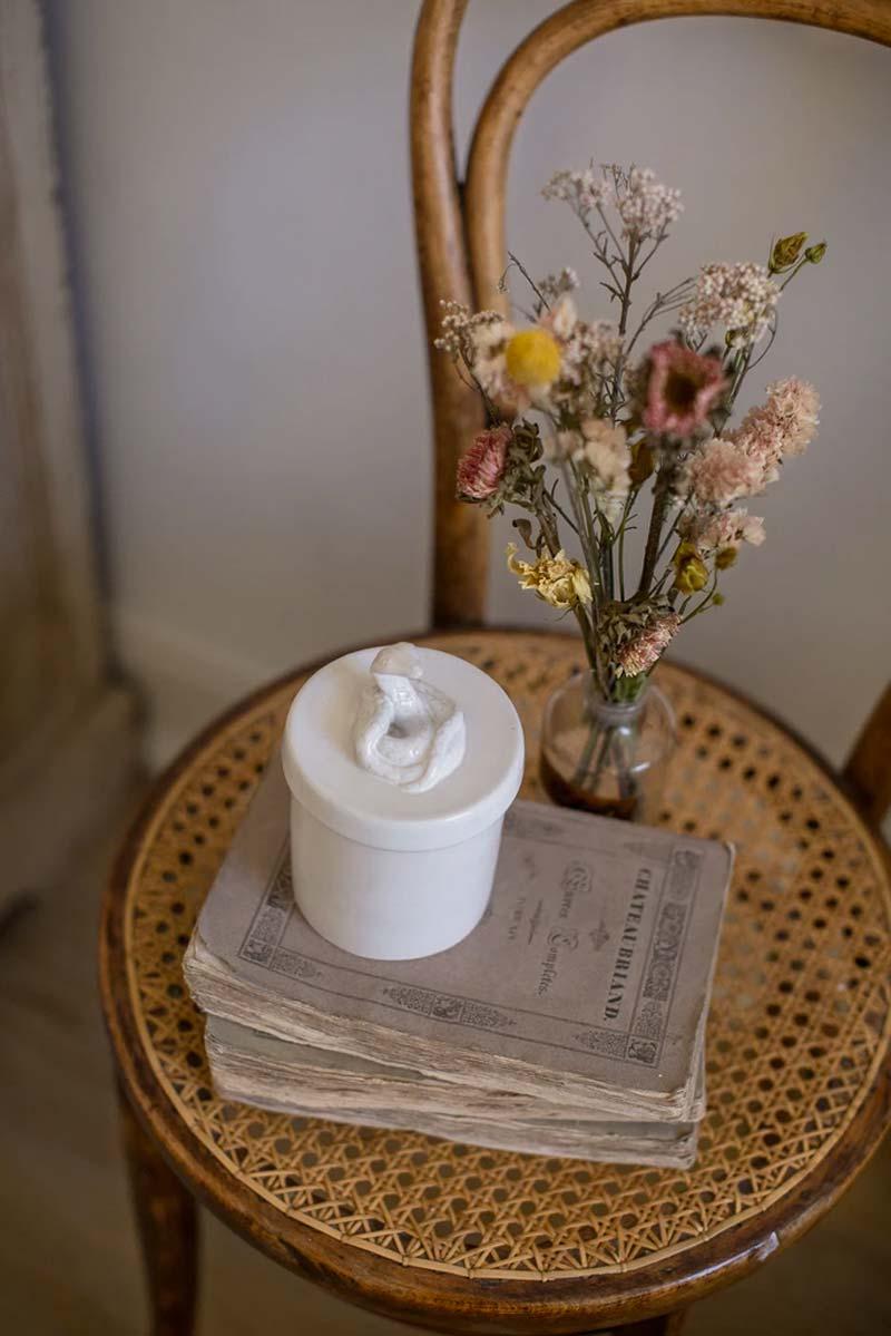 housewarming cadeau droogbloemen