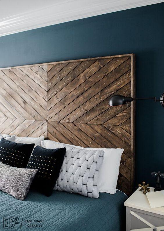 houten-hoofdsteun-bed
