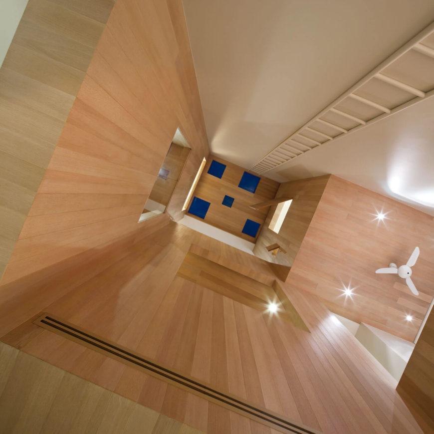 houten wandbekleding interieur