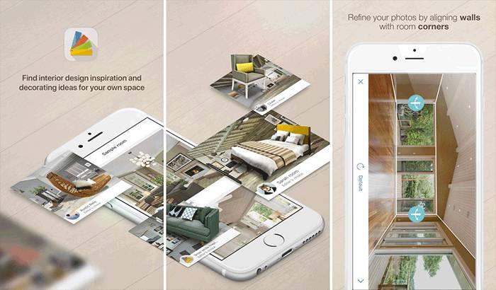 huis inrichten app homestyler