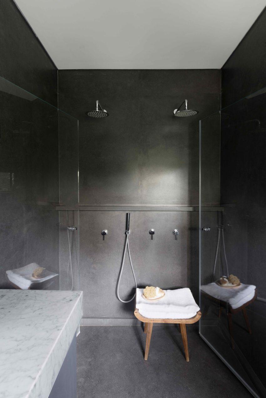Huis inrichten tips - dubbele douche