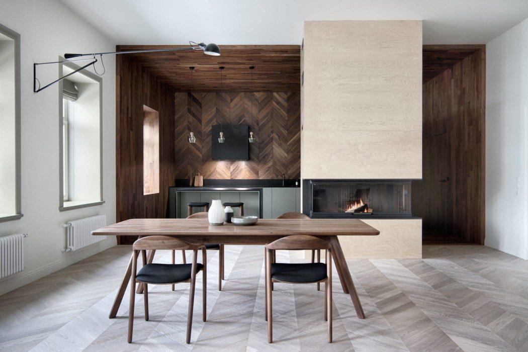 huis inrichten tips houten vloer