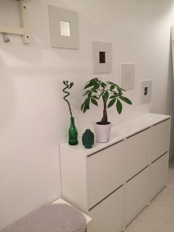 IKEA BISSA schoenenkast