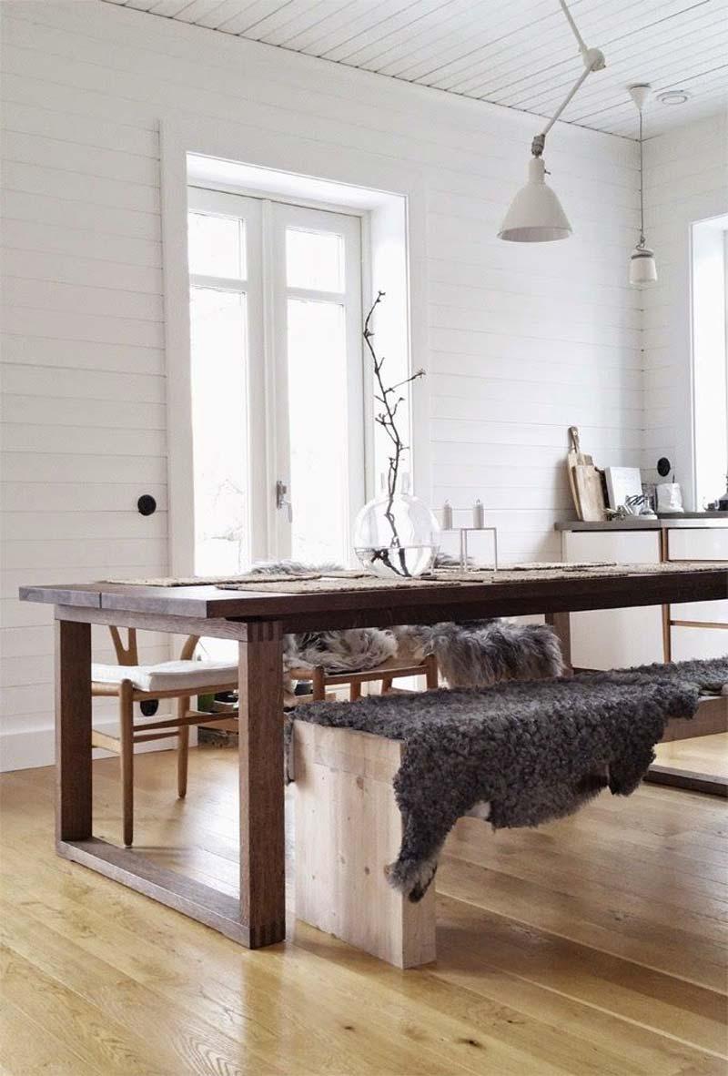 IKEA eettafel MÖRBYLÅNGA
