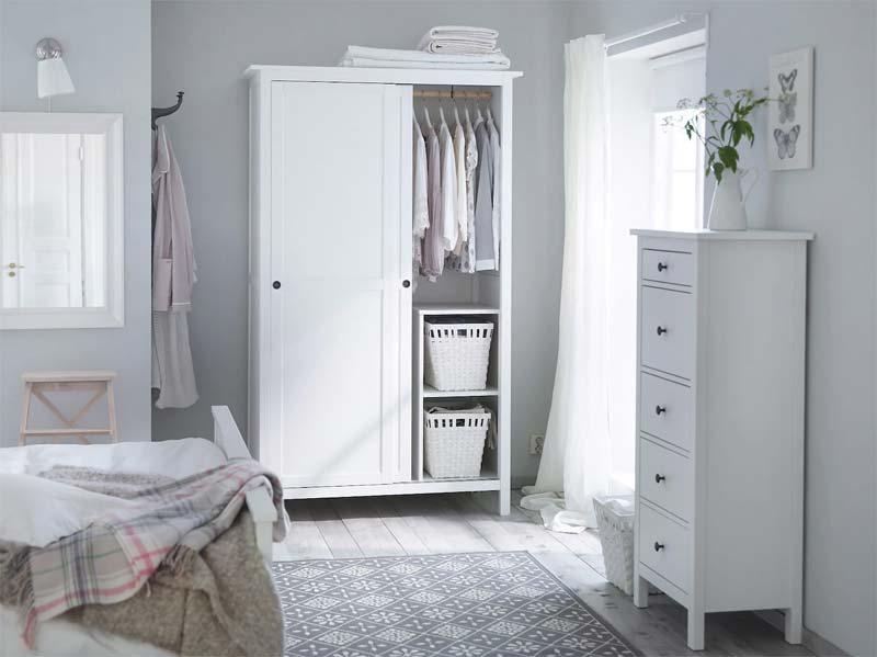 IKEA HEMNES kledingkast