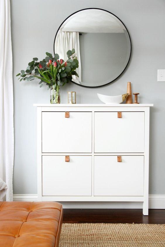 Schoenenkast Aan Muur.Ikea Schoenenkasten Huis Inrichten Com