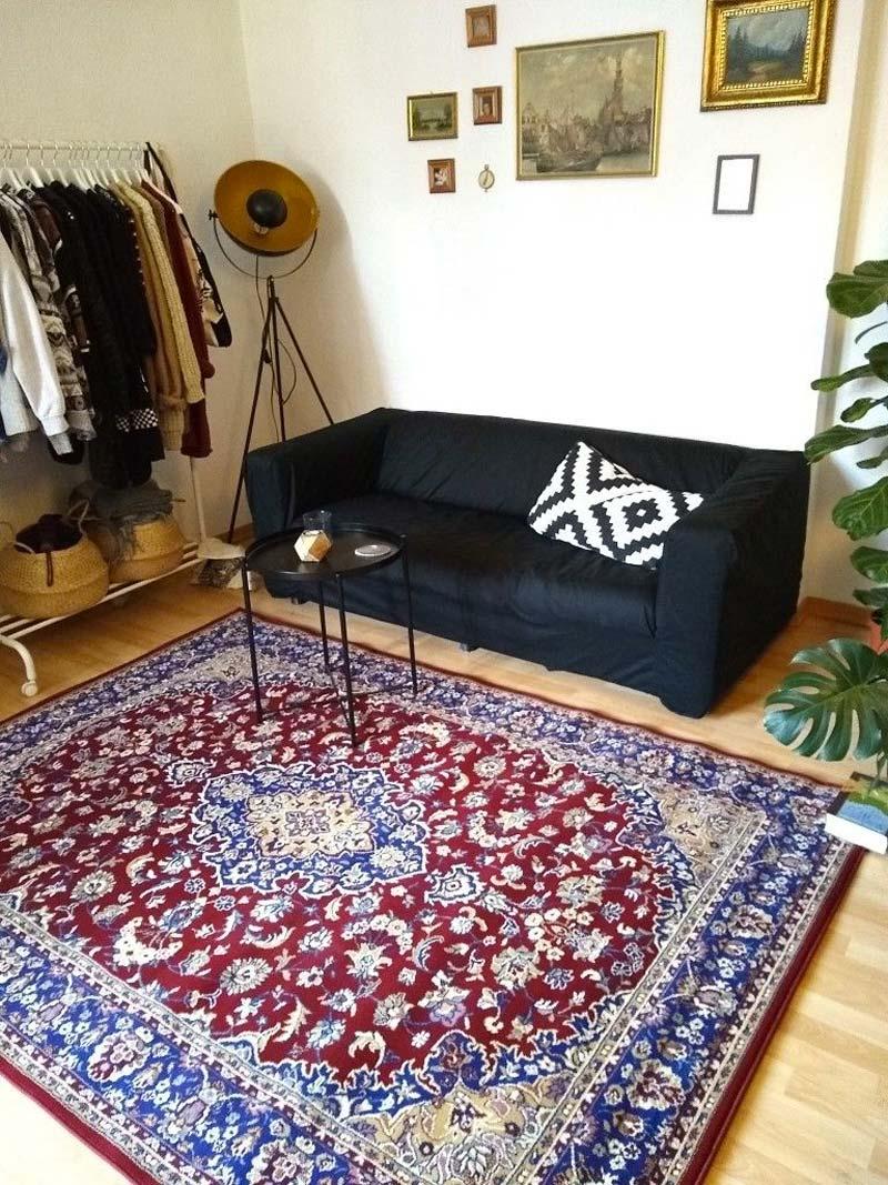 IKEA Perzisch vloerkleed VEDBÄK