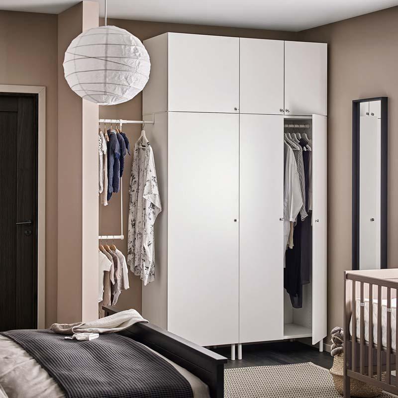 IKEA PLATSA kledingkast