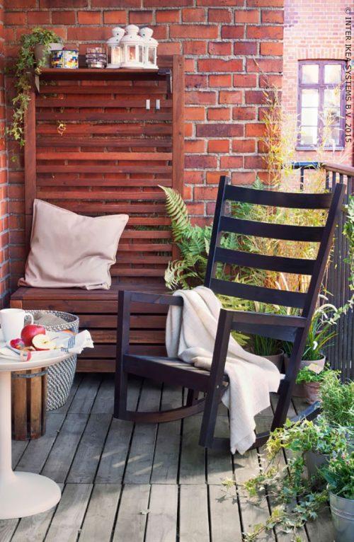 IKEA schommelstoel
