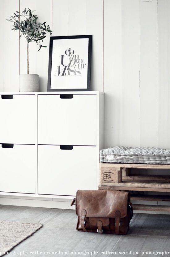IKEA STÄLL schoenenkast