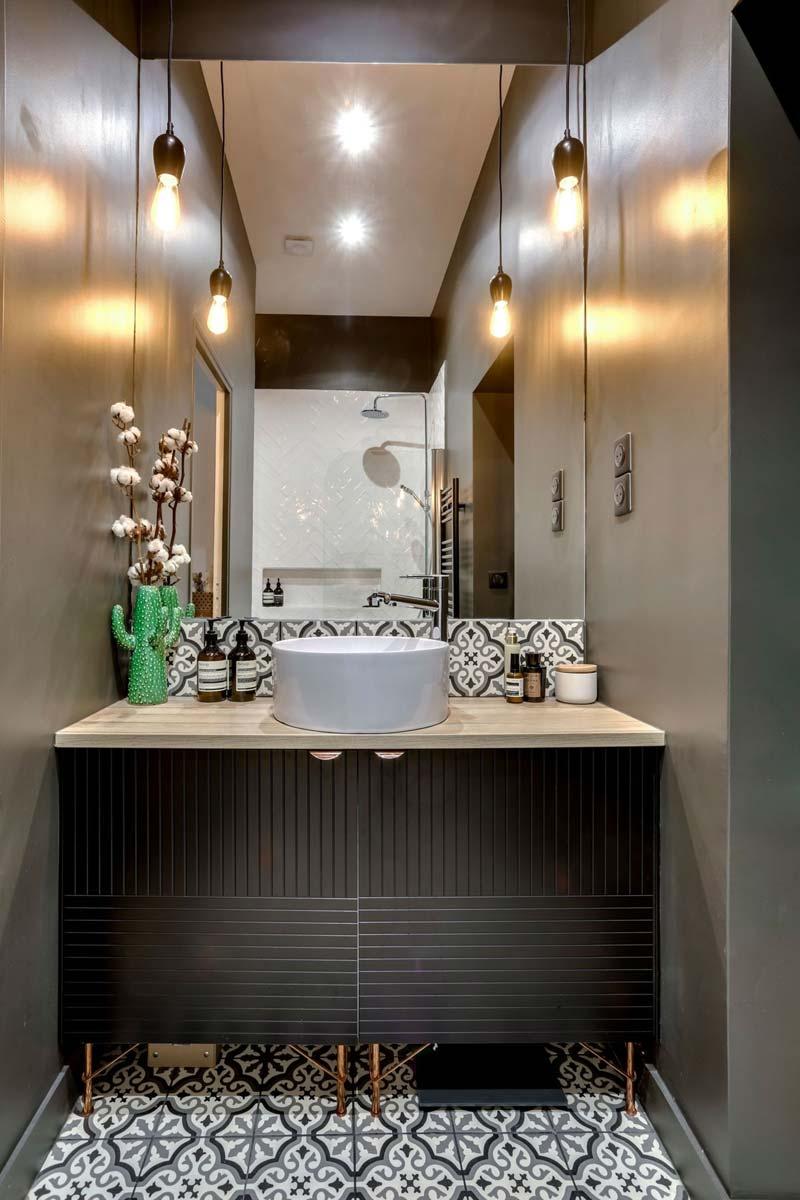 ikea superfront badkamer