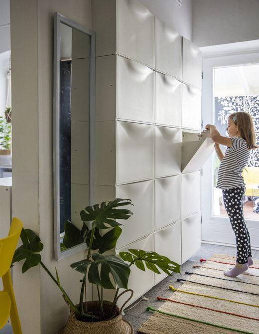 IKEA Trones schoenenkasten