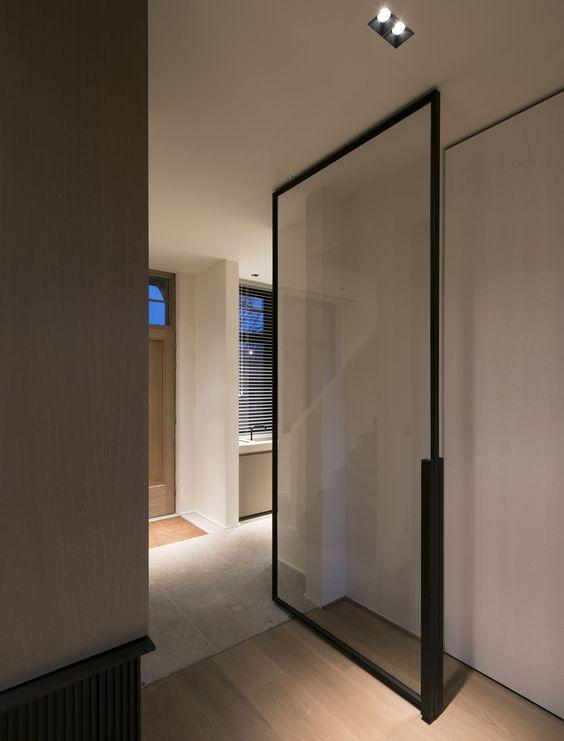 Inbouwspots in huis