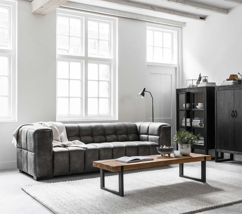 industriele meubels bank