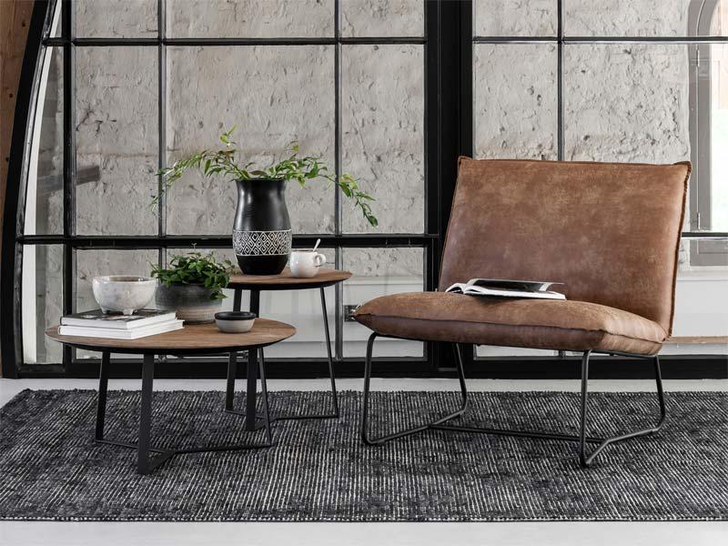 industriele meubels fauteuil
