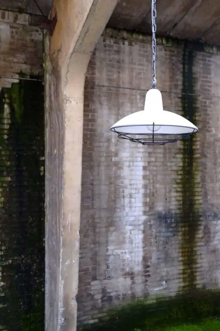 industriele meubels lamp