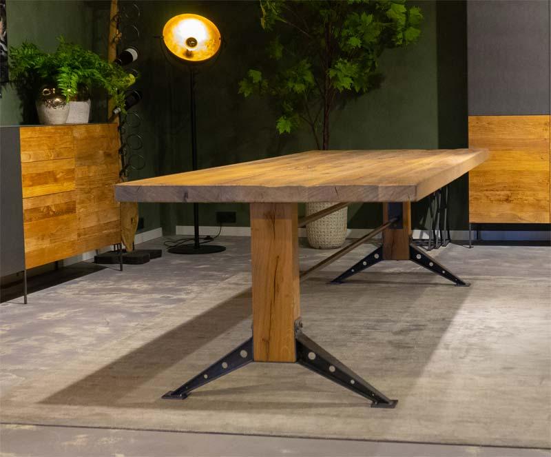 industriele meubels tafel catania