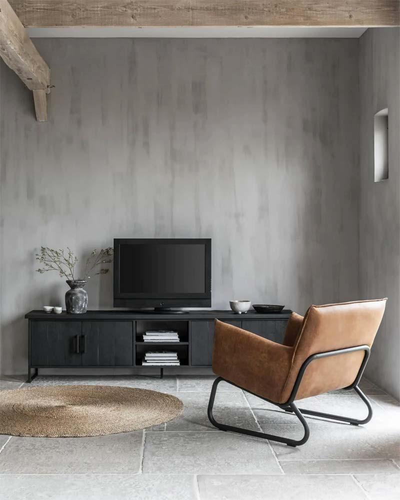 industriele meubels tv meubel