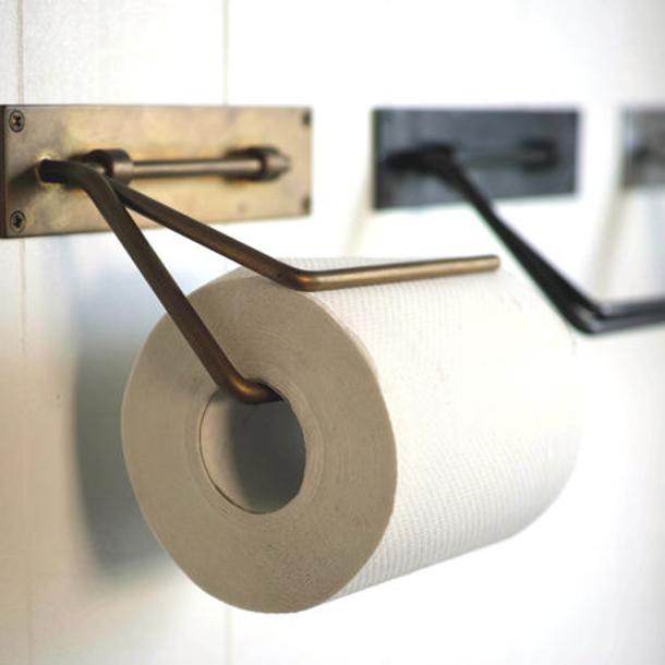 Wc Rollen Houder Hout.Mooie Wc Rolhouders En Toilet Rolhouders Huis Inrichten Com