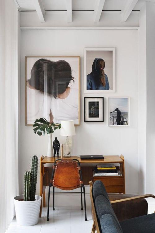 Inspirerende werkplekken in huis