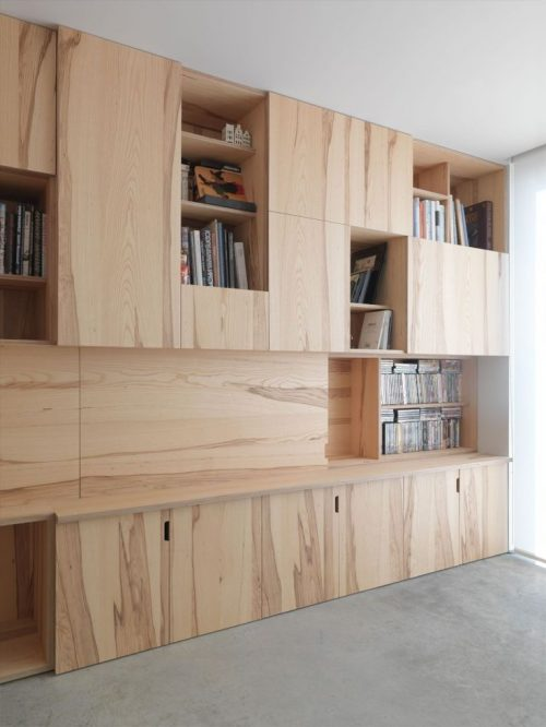Interieur underlayment