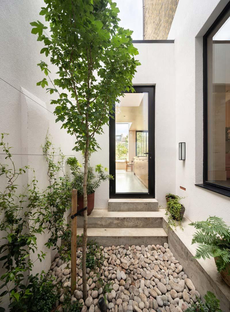 japanse binnentuin grind